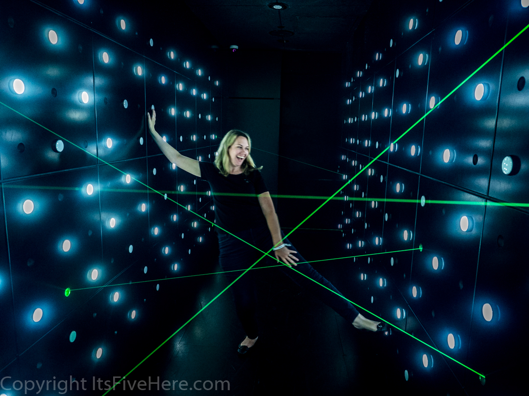 Missions and Martinis: A Night Out at Spyscape, NYC's New Spy Museum - It's Five O'Clock Here